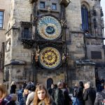 Prague horloge astronomique 150x150 - Petit week-end à Prague