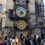 Prague horloge astronomique 150x150 - Petit week-end à Prague