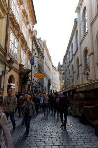 Prague ruelle 200x300 - Petit week-end à Prague