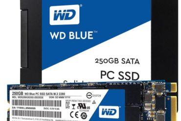 SSD WD BLUE 370x247 - WD lance ses premiers SSD pour le grand public