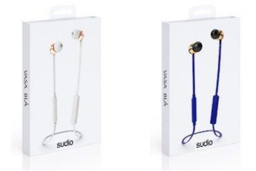 couleurs sudio 370x247 - Mon test des écouteurs sans fil Sudio VASA BLA