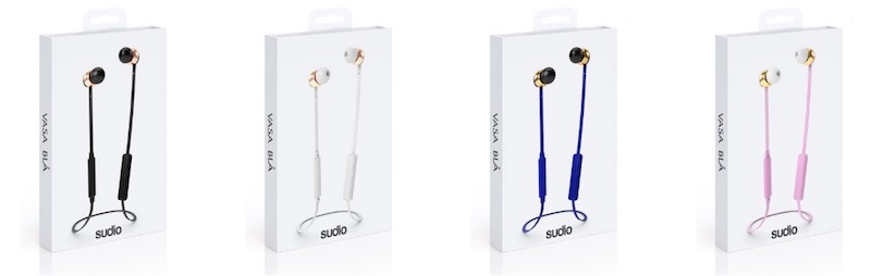 couleurs sudio - Mon test des écouteurs sans fil Sudio VASA BLA