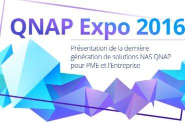 qnap expo 2016 370x247 - QNAP Expo 2016 - QTS 4.3, QNAP TS-251a et TS-231p...