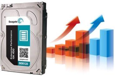 seagate enterprise hdd 15k 370x247 - Seagate lance le disque dur le plus rapide au monde, Enterprise Performance 15K v6 : 315 Mo/sec