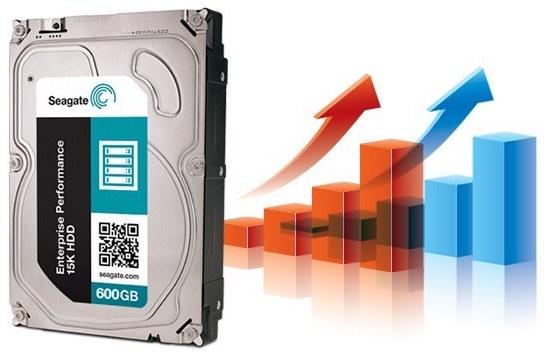 seagate enterprise hdd 15k - Seagate lance le disque dur le plus rapide au monde, Enterprise Performance 15K v6 : 315 Mo/sec