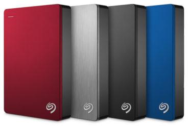 Seagate Backup Plus Portable 5To 370x247 - Seagate annonce le premier disque dur portable de 5 To
