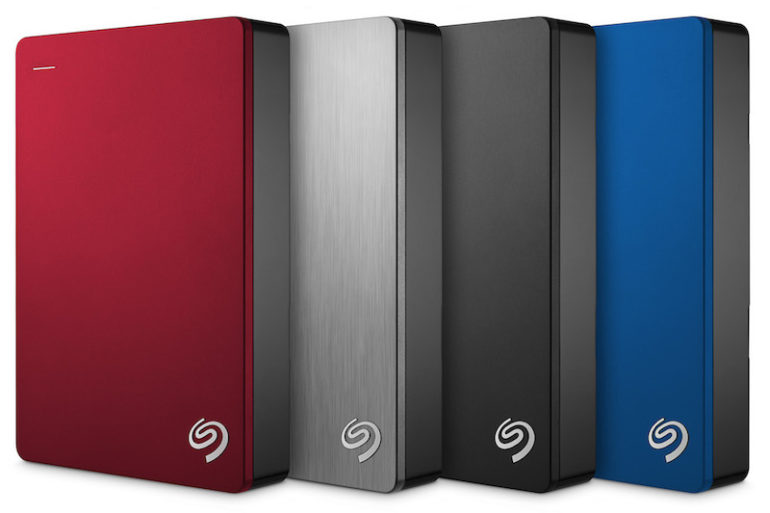 Seagate Backup Plus Portable 5To 770x513 - Seagate annonce le premier disque dur portable de 5 To