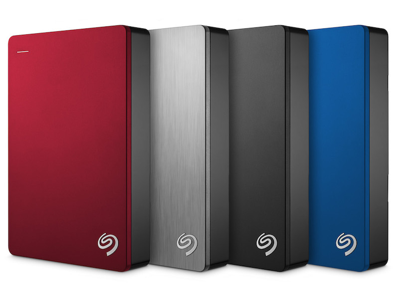 Seagate Backup Plus Portable 5To - Seagate annonce le premier disque dur portable de 5 To