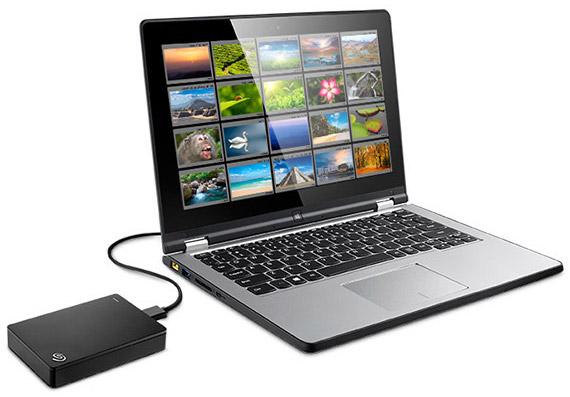backup plus portable - Seagate annonce le premier disque dur portable de 5 To