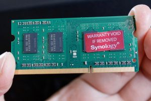 ram synology DS716 300x200 - NAS - Test du Synology DS716+II
