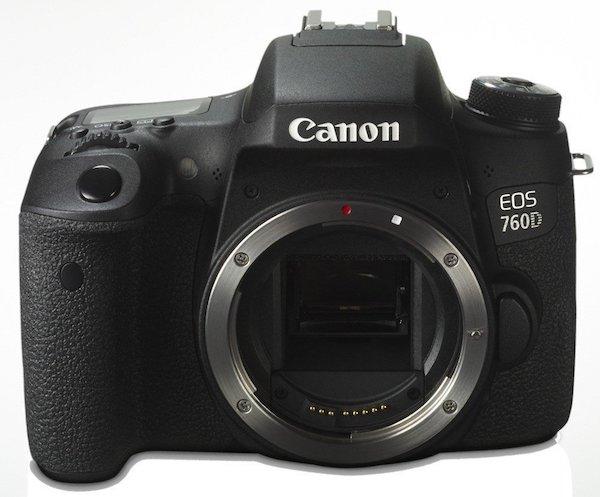 Canon EOS 760D - Cadeaux de dernières minutes pour Geeks