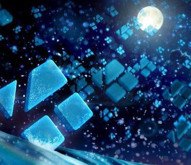 """Kodi 390x336 - Kodi v17 nom de code """"Krypton"""""""