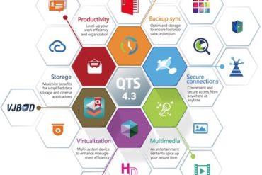 QNAP QTS 4.3 370x247 - NAS - Qnap lance QTS 4.3 en Bêta