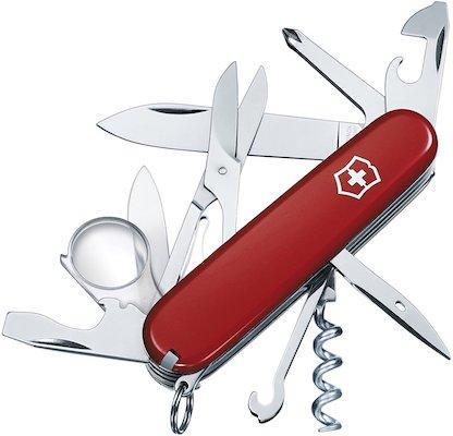 couteau suisse - Cadeaux de dernières minutes pour Geeks