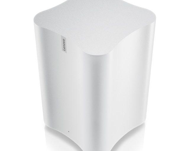 Lenovo Smart Storage top 592x513 - Lenovo annonce son premier NAS grand public