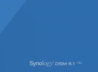 dsm 61 rc - NAS - Synology DSM 6.1 RC