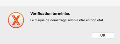 onyx disque ok - iMac et extinction brutale