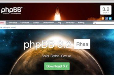 phpbb 3 2 370x247 - Forum - phpBB 3.2 est disponible