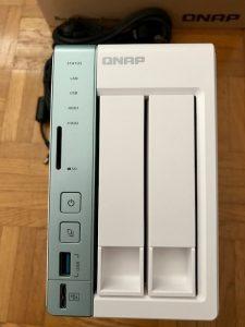 ts 251A avant 225x300 - NAS - Test du QNAP TS-251A
