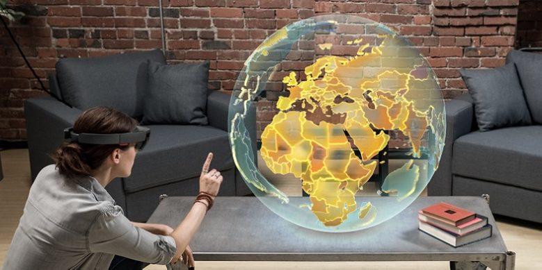 holographe1 - Microsoft Hololens, NGM, Izuxe... Les nouveautés du moment !
