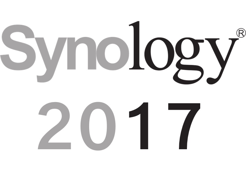 synology 2017 - NAS Synology DS117, DS217, DS417...