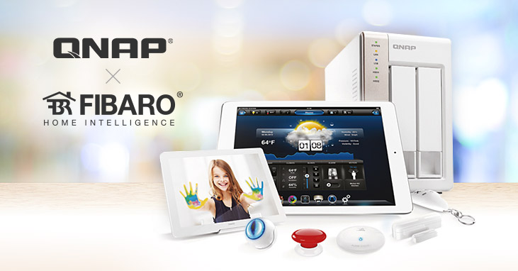 QNAP Fibaro - Qnap et Fibaro main dans main - Domotique & NAS