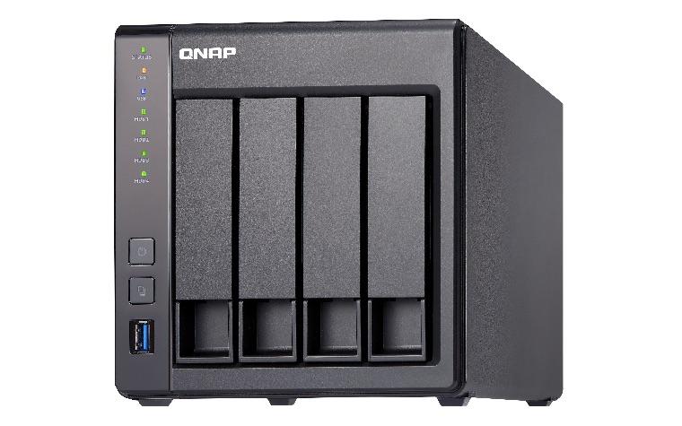 QNAP TS 431X - Soldes hiver 2021 : Notre sélection des meilleurs produits (NAS, SSD, disque dur...)