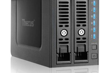 Thecus N2350 370x247 - Thecus lance un nouveau NAS : N2350