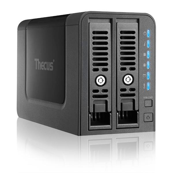 Thecus N2350 - Thecus lance un nouveau NAS : N2350