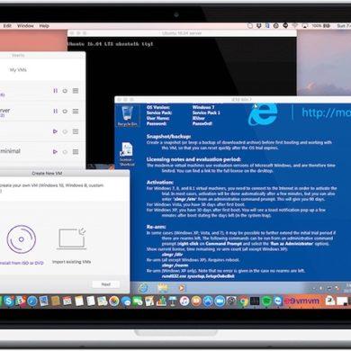 Veertu 390x390 - Veertu, la virtualisation sous Mac gratuite