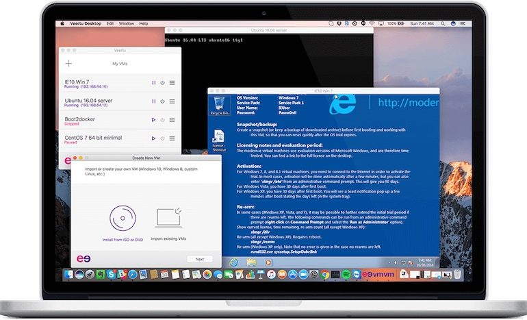 Veertu 770x467 - Veertu, la virtualisation sous Mac gratuite