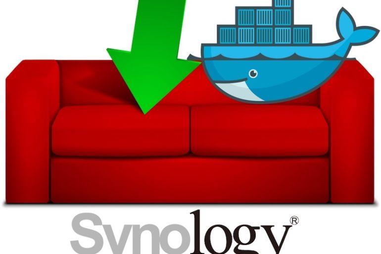 couchpotato docker synology 770x513 - 3 en 1 : CouchPotato, Docker et NAS
