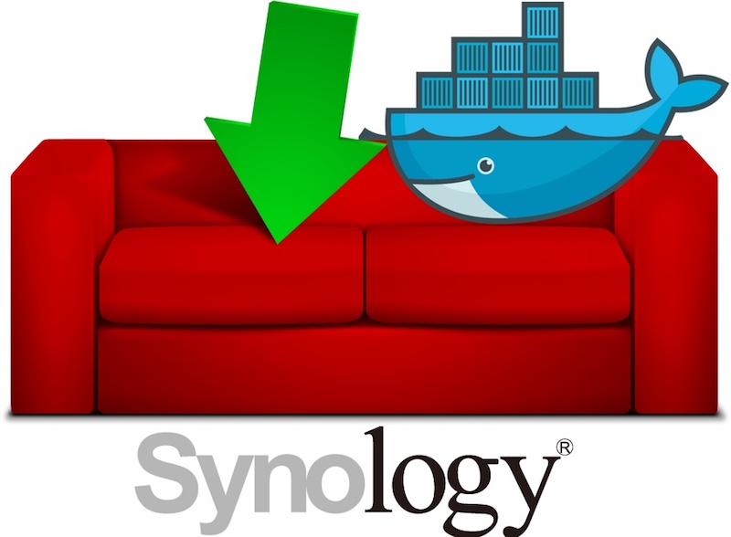 couchpotato docker synology - 3 en 1 : CouchPotato, Docker et NAS
