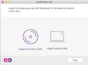 creer vm veertu 300x223 - Veertu, la virtualisation sous Mac gratuite