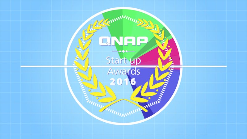 qnap Start up awards - Interview QNAP 2017, Anthony Geraldo