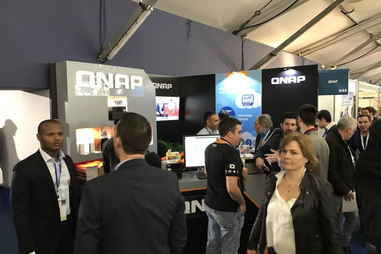 stand qnap itpartners 770x513 - Interview QNAP 2017, Anthony Geraldo