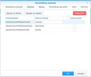 volume conteneur 300x255 - 3 en 1 : CouchPotato, Docker et NAS