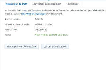 DSM 611 15101 370x247 - NAS - Synology met à jour les NAS DSM 6.1.1