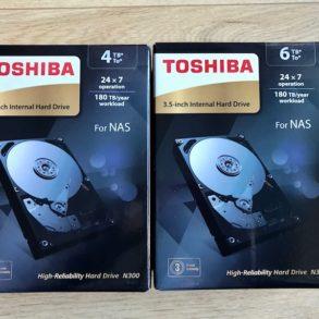 N300 293x293 - Test disque dur Toshiba N300 spécial NAS