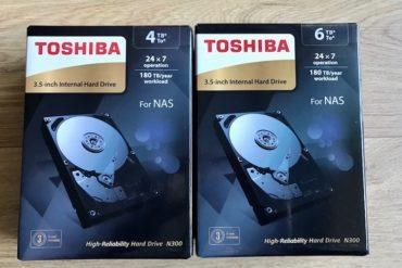 N300 370x247 - Test disque dur Toshiba N300 spécial NAS