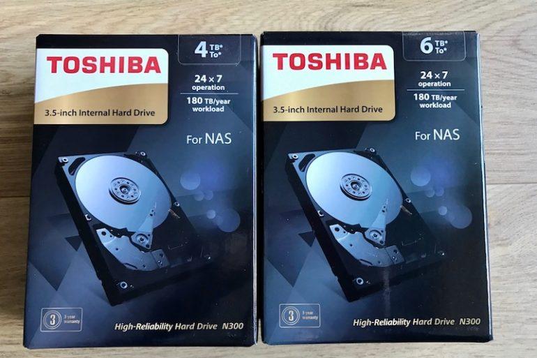 N300 770x513 - Test disque dur Toshiba N300 spécial NAS