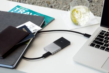 Wd My Passport SSD 370x247 - Western Digital lance le WD My Passport SSD : USB 3.1, jusqu'à 1 To, 515 Mo/sec...
