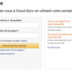 authent 150x150 - NAS Synology et Amazon Drive