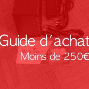 guide achat nas 250 293x293 - Les meilleurs NAS à moins de 250 €