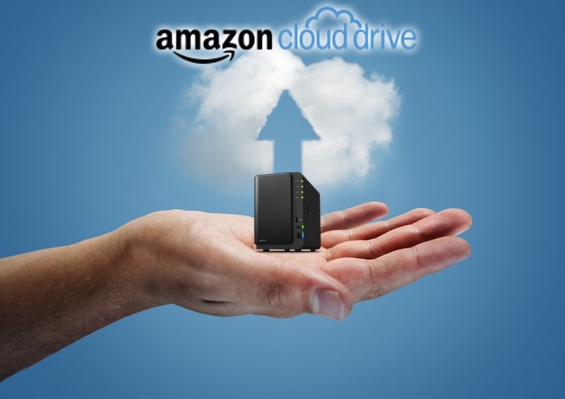 synology amazon cloud drive - NAS Synology et Amazon Drive