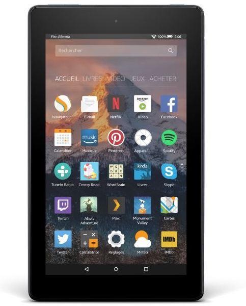 Amazon Fire 7 - Amazon Fire, les nouvelles tablettes à partir de 55€ le 7 juin