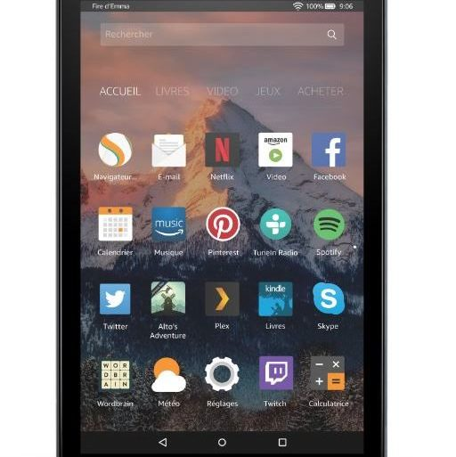 Amazon Fire HD 8 512x513 - Amazon Fire, les nouvelles tablettes à partir de 55€ le 7 juin
