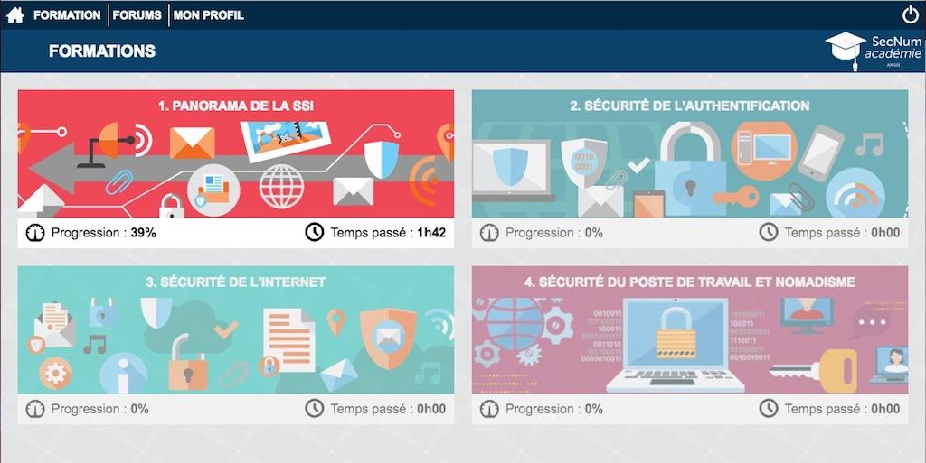 MOOC ANSSI SecNumacademie - L'ANSSI lance son MOOC gratuit : SecNumacadémie