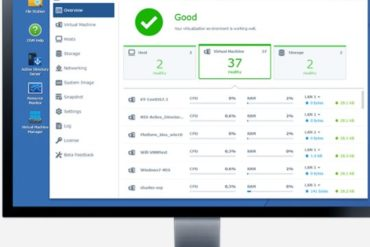Virtual Machine Manager Synology 370x247 - Virtualiser Windows, Linux et DSM sur un NAS Synology c'est désormais possible