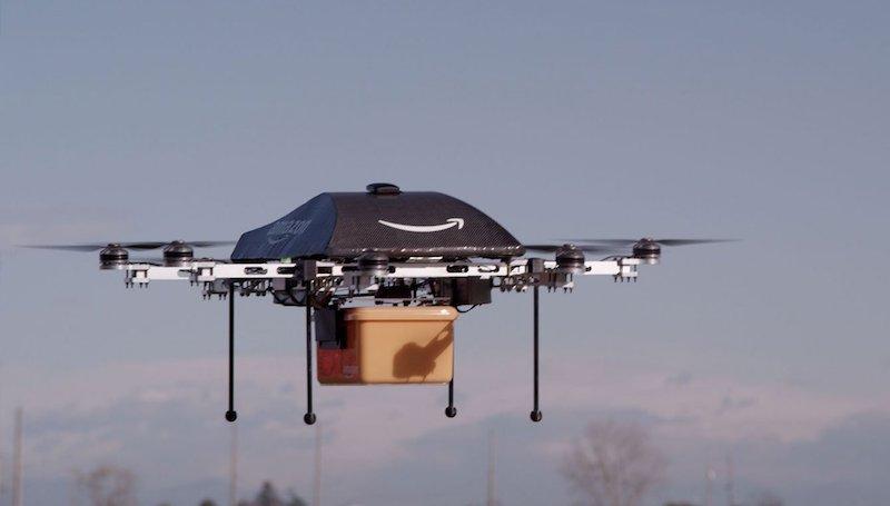 amazon prime air - Amazon ouvre un centre de développement Prime Air en France, livraison en 30 minutes max